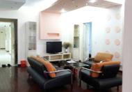 Cho thuê căn hộ chung cư 101 Láng Hạ, 146m2, 3 ngủ, đủ đồ, giá rẻ. LH: 0934568790