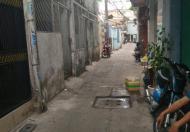 Bán nhà riêng tại đường Lũy Bán Bích, Phường Hòa Thạnh, Tân Phú, TP.HCM diện tích 56m2 giá 2.65 tỷ