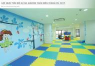 Căn hộ M- One Nam Sài Gòn, thương hiệu CC Masteri, nhận nhà quí II/2017