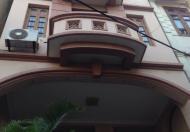 Cho thuê nhà mặt ngõ ô tô Đội Cấn, DT 50m2x3T, 3PN, 3VS giá 15tr/tháng, nội thất cơ bản