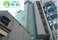 Văn phòng đẹp giá rẻ mặt tiền đường Điện Biên Phủ Q. Bình Thạnh, DT 130m2, giá 30 tr/th bao VAT