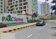 Bán căn hộ cao cấp ParcSpring Quận 2, có 2PN, giá chỉ có 1.65 tỷ/căn. LH 0907706348 Liên