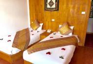 Bán khách sạn Sapa view nằm tọa lạc tại phố Tây của thị trấn Sapa - Lào Cai