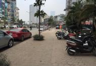 Bán nhà mặt phố Mỹ Đình ngay gần ngã tư Trần Bình, Nguyễn Hoàng, 5 tầng, 11 tỷ