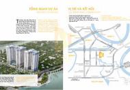 Bán căn hộ cao cấp O- One Quận 7. TT thành phố 2, và 3 PN, căn hộ mới không gian xanh mát, giá tốt