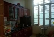 Cần bán căn nhà 3 tầng mới trong ngõ đường Trần Thủ Độ, hướng Đông Nam, 45m2, 1,1 tỷ