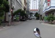 Bán nhà mặt phố 22 Phú Kiều, DT 80m2,3 mặt tiền, có vỉa hè