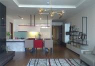 Cho thuê CHCC 170 Đê la Thành tầng 12, 140m2, 3PN nội thất đẹp, giá: 13tr/tháng. 0976290220