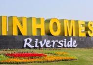 Cập nhật CS siêu khủng tại dự án Vinhomes Riverside thời điểm hiện tại. LH: 0941838281
