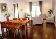 Cho thuê căn hộ 173 Xuân Thủy DT 100m2, 3PN giá cho thuê 11tr/tháng