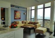 Căn hộ chung cư The Manor Phạm Hùng, 285m2, 4 phòng ngủ, đủ đồ, 35 triệu/tháng