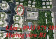 Bán chung cư cao cấp Him Lam Chợ Lớn, quận 6, khu B1, tầng 14, giá 2,72 tỷ