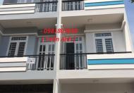 Nhà 3 tầng Lê Văn Lương hẻm 8m chính chủ miễn trung gian