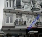 Bán nhà riêng 3 lầu, sân thượng, đường rộng 20m, 4 phòng ngủ, giá 1.6 tỷ, Huỳnh Tấn Phát