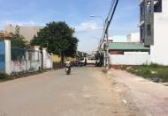 Bán đất mặt tiền đường số 7, Nguyễn Duy Trinh, giá chỉ 21,5tr/m2