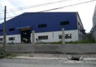 Bán nhà xưởng 1 sẹc Hương Lộ 2 Bình Tân 10m x 17m, đúc 3 tấm hẻm container, giá 4.2 tỷ