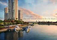 Căn hộ Diamond Island 3 phòng ngủ, 211 m2, tầng 12, tháp Brilliant, view sông, giá rẻ nhất dự án