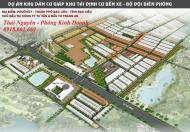 Mua đất nền tại KDC Tràng An nhận ngay vàng 9999 và vé du lịch Thái Lan, LH 0918 661 669