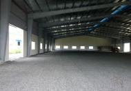 Cho thuê nhà xưởng 1600 m2 đến 5600 m2 trong KV 12000 m2 ,KCN Châu Đức, BRVT