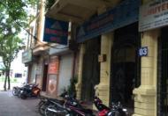 Cho thuê mặt phố Đặng Văn Ngữ 40m2, MT 3.5m, 15tr/ th 0981.337.456
