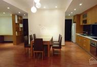 Cho thuê căn hộ Golden Land tòa C, full đồ, 145m2, 3PN, 14tr/ tháng. Lh 0989316628