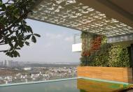 Penthouse Sky Villa Đảo Kim Cương 329 m2, tháp Hawaii, view sông và Quận 1
