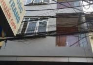 Cho thuê nhà 55m2*5 tầng phố Đào Tấn, tầng 1, DT 45m2 từ tầng 2 trở lên là 55m2