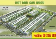 Chính chủ bán căn góc liền kề Cầu Bươu, giá gốc 34,43 tr/m2, LH 097887 6890