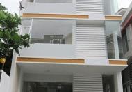 Bán nhà mặt tiền Út Tịch, P4, Tân Bình, DT 6x18m, 1 hầm, 4 lầu