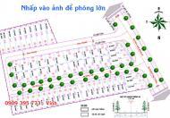60 lô đất mặt tiền đường Nhị Bình 10A giá 9 Tr/m2 (80m2) xã Nhị Bình, Hóc Môn, giáp Quận 12
