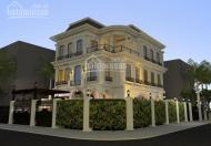 Bán biệt thự mặt tiền trung tâm Phú Mỹ Hưng, DT 555m2, căn góc sổ hồng bán 55 tỷ