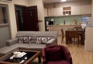 Cho thuê căn hộ dịch vụ Kim Mã, Ba Đình, DT 100m2, 2PN, 2VS, giá 25.04 triệu/tháng full đồ