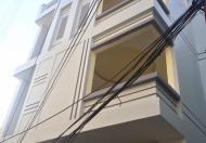 Bán nhà 3.5 tầng đang hoàn thiện, 3 mặt thoáng, gần mặt đường Nguyễn Công Hòa. Giá chỉ 1.45 tỷ (CTL)