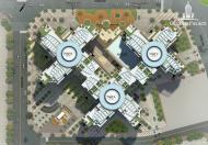 Cho thuê văn phòng tòa nhà Golden Palace Mễ Trì, giá chỉ 204.84 nghìn/m2/tháng