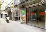 Cho thuê cửa hàng trong ngõ 209 phố Đội Cấn, Quận Ba Đình, Hà Nội