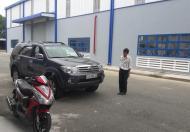 Cho thuê xưởng may nằm trên đường QL13, Thuận An, Bình Dương. DTKV: 6000m2 giá 170.55tr/tháng