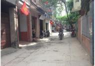 Bán đất số 8 ngõ 81 Mễ Trì Thượng ô tô vào nhà, DT 56m2, MT 3.7m