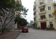 DT 40m2,MT 3.4m Tái định cư Phú Diễn đường có vỉa hè