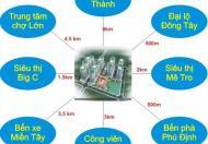 Mở bán Trương Đình Hội 2, đường 44 An Dương Vương, quận 8, 850tr/căn 2PN. LH 0901303017