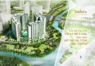 Bán căn hộ Sadora 2PN giá 4,1 tỷ, tầng cao view nội khu, nhà đẹp vị trí tốt. LH 0903185886