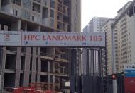 Bán chung cư HPC Landmark 105, Tố Hữu, Hà Đông