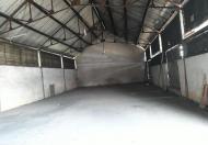 Cho thuê nhà xưởng quận 4, diện tích 300m2, đường Hoàng Diệu