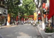 Bán nhà mặt phố sô 20 Phan Huy Chú,DT 270m2,2 mặt tiền 10m và 20m