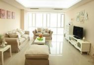 Cho thuê gấp căn hộ D5, Bình Thạnh, DT 115m2, 3PN, 2WC, nhà trang bị nội thất rất đẹp
