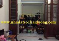 Cần bán nhà 2 tầng phố Phan Đình Phùng, Hải Dương, giá bán 1 tỷ 750 triệu