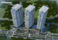 Cần bán chung cư 3002 tòa V3 khu Chung cư cao cấp Văn Phú Vitoria