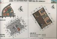 Bán căn hộ chung cư HH02 Thanh Hà Mường Thanh, giá gốc 9,5tr/m2. LH 0977285119