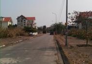 Bán nhà 3 tầng Cao Xanh - Hà Khánh A gần ngã 4 Thành Công, dt 105m2, mt 4.5m, hướng Tây Bắc