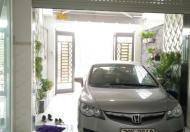 Nhà phố cao cấp Linh Đông, 1 trệt + 3 lầu + tum, sân để xe hơi