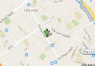Bán cắt lỗ 120 triệu căn hộ 26- 04 tòa B chung cư 219 Trung Kính